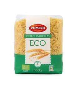 Fideo Cabello (Eco), Pastas Alimenticias Romero