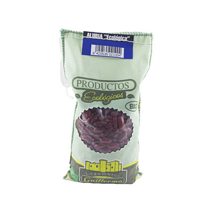 Alubia Roja (Eco), legumbres Ecológicas