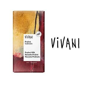 Chocolate Praliné Con Leche, Vivani