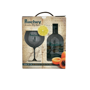 Regalo Gin Tonic, Ruchey