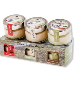 Crema de Queso de Cabra, Corsevilla