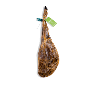 Jamón de cebo campo ibérico (50% raza ibérica)