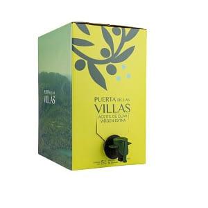 AOVE Puerta de las Villas (Bag in Box 5L), San Vicente S.C.A.