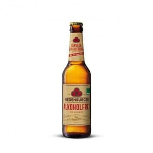 Cerveza de trigo espelta sin alcohol