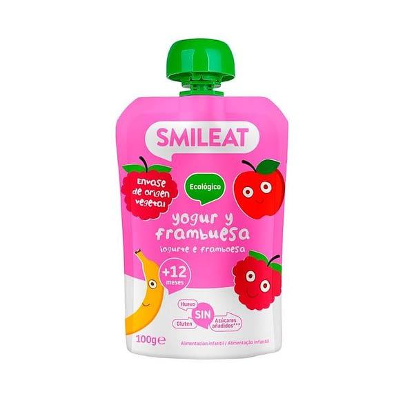 Smileat de Yogur y Frambuesa
