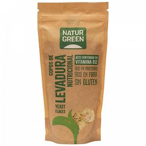 Copos de Levadura Nutricional, Natur Green