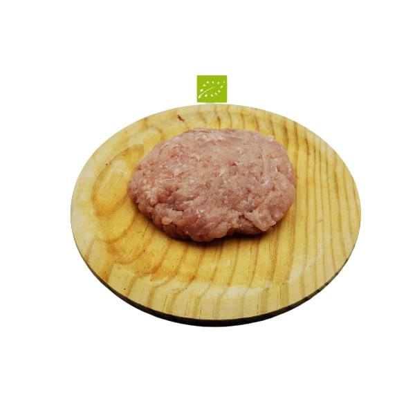 Hamburguesas de Pavo (Eco)