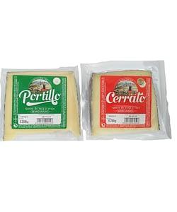 Pack Semicurados Rojo/Portillo, Quesos Cerrato
