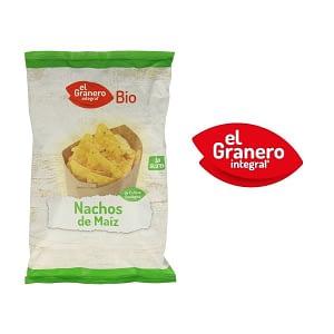 Nachos de Maíz, El Granero Integral