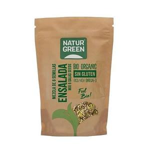 Mezcla 6 semillas para Ensalada, Natur Green