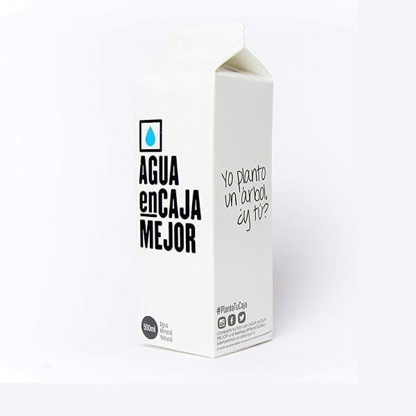 Agua enCaja Mejor (500ml)
